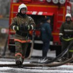 В Лузском районе на пожаре жилого дома погиб мужчина