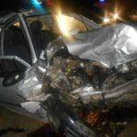 В пригороде Кирова столкнулись «Форд Фокус» и «Ауди А6»: один человек погиб, еще двое госпитализированы