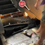 Трое кировчан пострадали из-за обрушения эскалатора метро в Риме