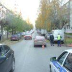 В Кирове сбили 7-летнюю девочку