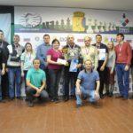 Команда филиала «Кировэнерго» стала призером в соревнованиях по шахматам