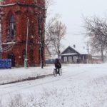 В двух районах Кировской области высота снежного покрова достигла 7 сантиметров