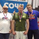 Кировчанин стал чемпионом России по спорту слепых