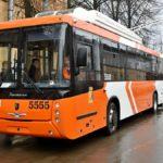 Новый троллейбус, который тестировали в Кирове, сломался через неделю езды