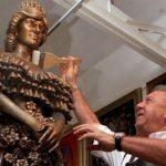 Зураб Церетели предложил установить в Кирове скульптуру «Наталья Гончарова с детьми»