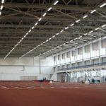 Открытие легкоатлетического манежа «Вересники» состоится 1 ноября: на мероприятие ждут главу «Газпрома» и знаменитых спортсменов