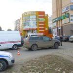 В Кирове внедорожник сбил 17-летнюю девушку
