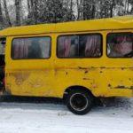 В Кировской области автобус с людьми съехал в кювет: три человека получили травмы