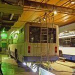 Кировский автопарк троллейбусов изношен на 97 процентов