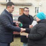 В Белой Холунице выполнили программу переселения из аварийного жилья, признанного таковым до 1 января 2012 года