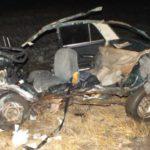 В страшной аварии на трассе Слободской – Белая Холуница погибли два человека: спасатели вырезали погибших из кузова