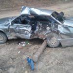 В Верхошижемском районе на трассе столкнулись две «Лады»: пострадали пять человек, один госпитализирован