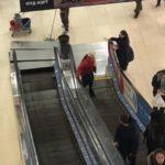 В Кирове в торговом центре обвалилась платформа эскалатора