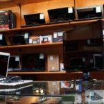 В Кирове мужчина украл из номера гостиницы телевизор