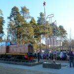 В Каринторфе торжественно открыли монумент «Память жива»