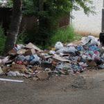Администрация Кирова обвинила КДУ-3 в провоцировании мусорного коллапса
