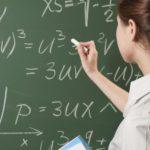 В России половина учителей математики не справились с задачами по предмету