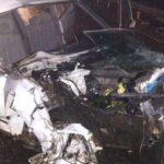 На трассе в Юрьянском районе «Мерседес» въехал в трактор: водителя иномарки доставили в больницу