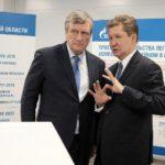 Алексей Миллер: Программа газификации Кировской области увеличится более чем в 3,5 раза