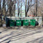 Плата за мусор для городских округов будет начисляться с квадратного метра, для остальных территорий – с человека