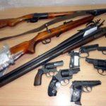 С 2007 года жители Кировской области добровольно сдали 1169 единиц огнестрельного оружия