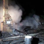 В праздничные дни на пожарах области погибли 3 человека: трагедии произошли в Кирове, в Нагорске и в Подосиновском районе