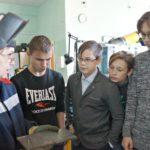 Школьники Кирова приняли участие в профтуре
