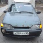 В Кирове автомобиль сбил 14-летнего ребенка: девочку увезли в реанимацию
