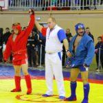 Слобожанин стал победителем на всероссийском турнире по боевому самбо