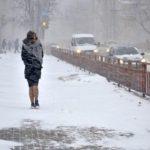 Кировские синоптики рассказали о погоде до конца недели: в регионе ожидают снег, ветер и потепление к выходным