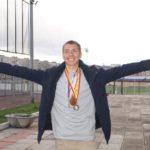 Легкоатлет из Кирова завоевал «серебро» Кубка России по горному бегу