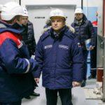 Генеральный директор МРСК Центра Игорь Маковский завершает проверку готовности электросетевого комплекса к реализации проектов цифровизации