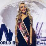 Кировчанка стала первой вице-мисс на Фестивале красоты «Мисс Мировая Русская Красавица 2018»