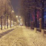 Гидрометцентр опубликовал долгосрочный прогноз на зиму 2018-2019 года в Кировской области