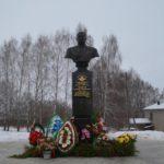В Малмыжском районе открыли мемориал Герою России Валерию Асапову