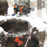 В Кирове из-за коммунальной аварии без тепла остались 28 тысяч человек: в зону отключения попали 4 детских сада, школа и поликлиника
