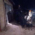 В Вятскополянском районе 19-летний водитель ВАЗ-21150 врезался в здание: 4 человека получили травмы