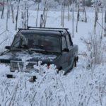 В Советском районе 60-летний водитель вылетел в кювет: от полученных травм мужчина погиб