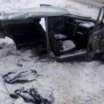 В Яранском районе столкнулись «ВАЗ» и грузовой автомобиль: два человека погибли на месте ДТП