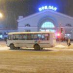 В Кирове автобус сбил пешехода: 54-летний мужчина госпитализирован