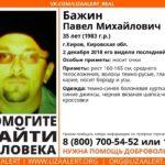 В Кирове пропал 35-летний мужчина