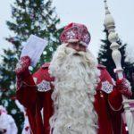 Елку на Театральной площади Кирова откроют сразу два Деда Мороза