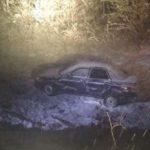 В Советском районе «Десятка» улетела в кювет: пассажирка автомобиля госпитализирована