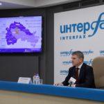 Гендиректор ПАО «МРСК Центра» Игорь Маковский на пресс-конференции в «Интерфаксе» подвел итоги первых ста дней своей работы во главе компании