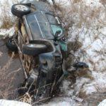 В Кильмезском районе водитель Chevrolet Tahoe улетел в кювет: пострадали 3 человека