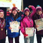 В Кирове прошел этап Кубка России по ледолазанию