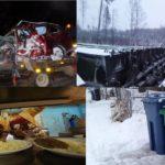 Итоги недели: сход поезда в Подосиновском районе, череда смертельных аварий и утвержденный тариф на мусор от РСТ