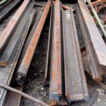 В Кирове двое мужчин украли 8 тонн железнодорожных рельс и сдали их в пункт приема металлолома