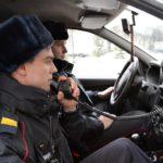 В Кирове пьяный водитель ВАЗа скрылся с места ДТП и попытался сбежать от сотрудников Росгвардии