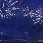 Кировэнерго предупреждает: запускать фейерверки вблизи энергообъектов смертельно опасно